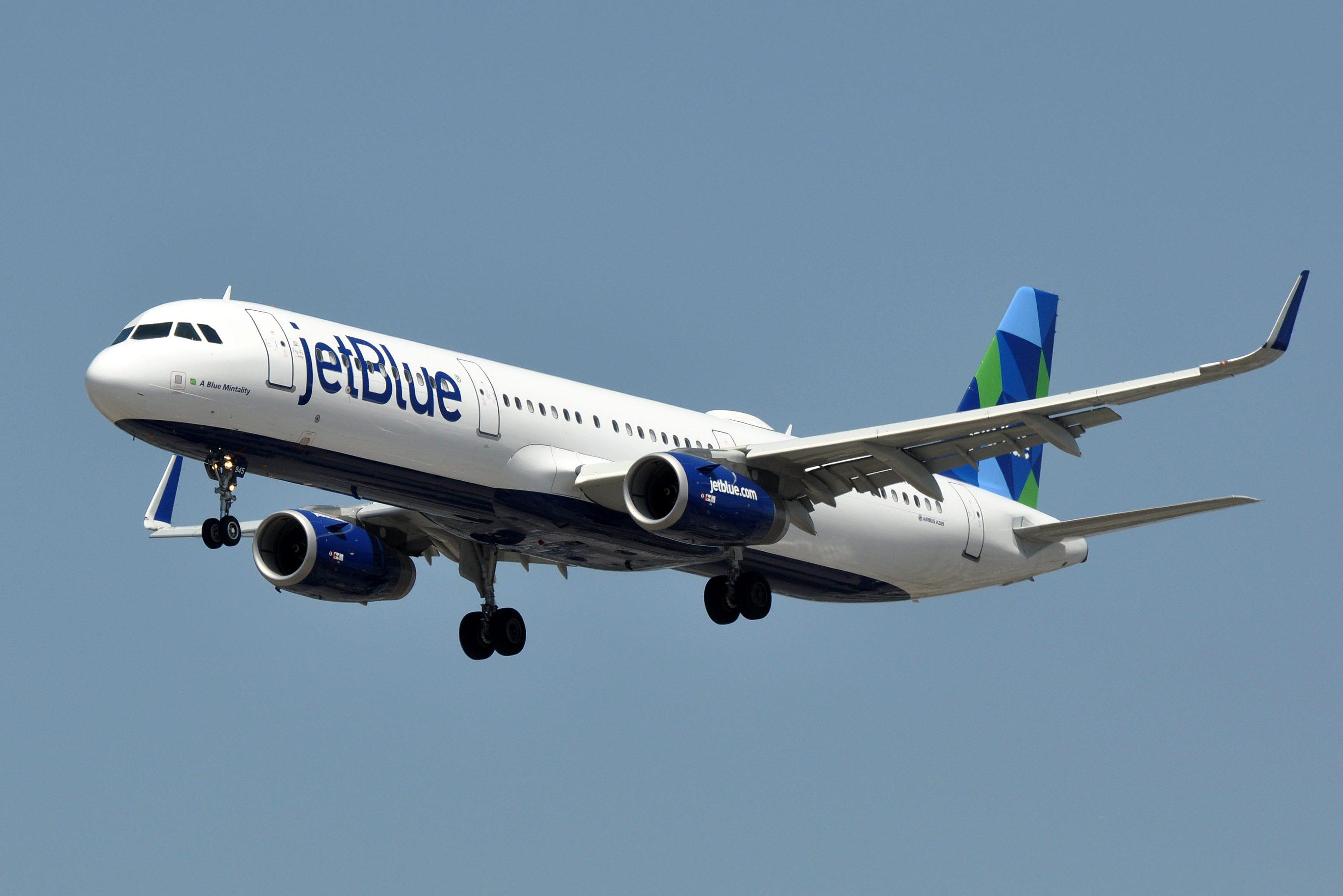 ESA on JetBlue